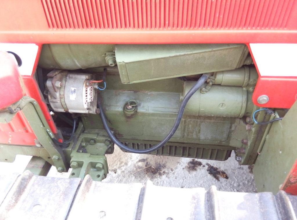 trattore cingolato Carraro 655 usato (12)