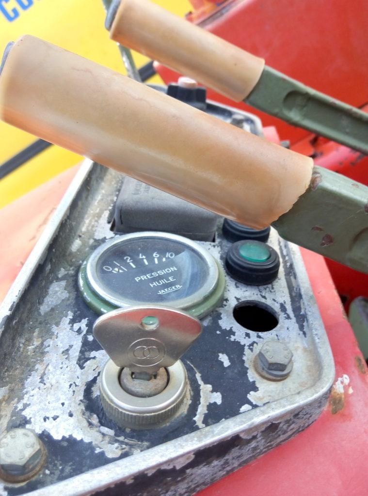 trattore cingolato Carraro 655 usato (15)