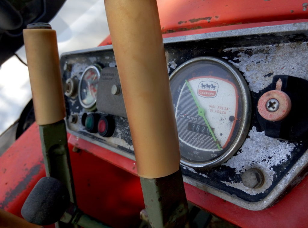 trattore cingolato Carraro 655 usato (16)