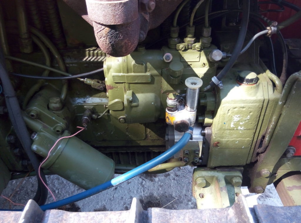 trattore cingolato Carraro 655 usato (3)