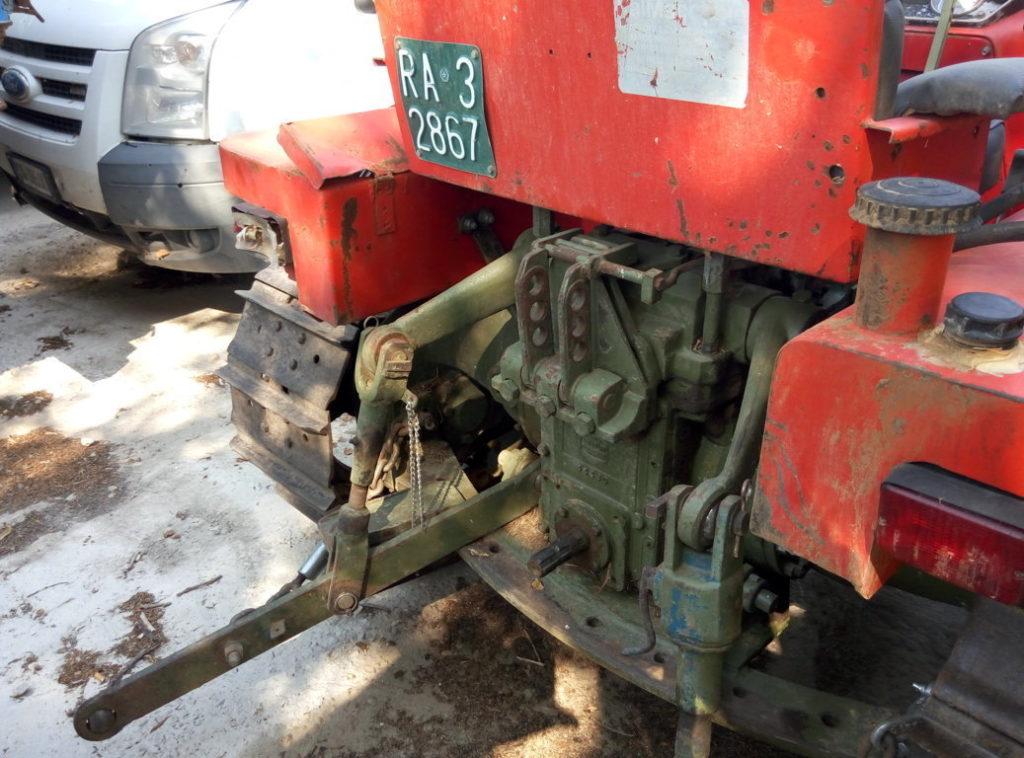 trattore cingolato Carraro 655 usato (5)