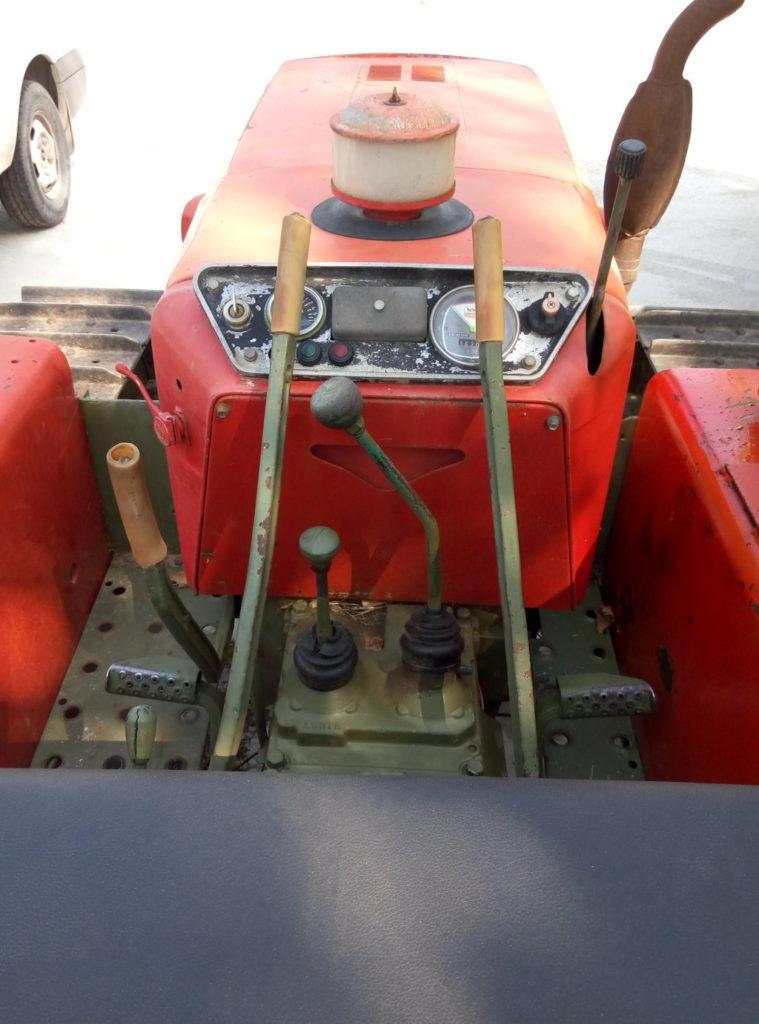 trattore cingolato Carraro 655 usato (6)