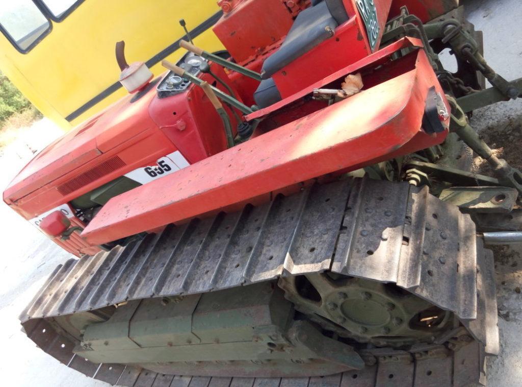 trattore cingolato Carraro 655 usato (8)