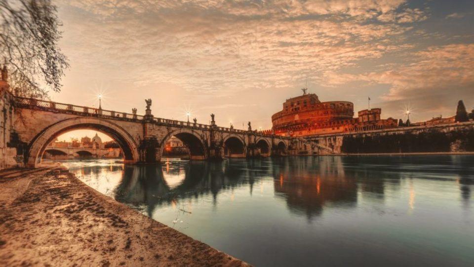 Roma-CastelSAngelo