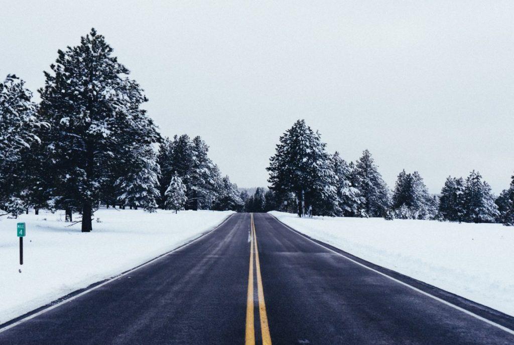Strade e neve