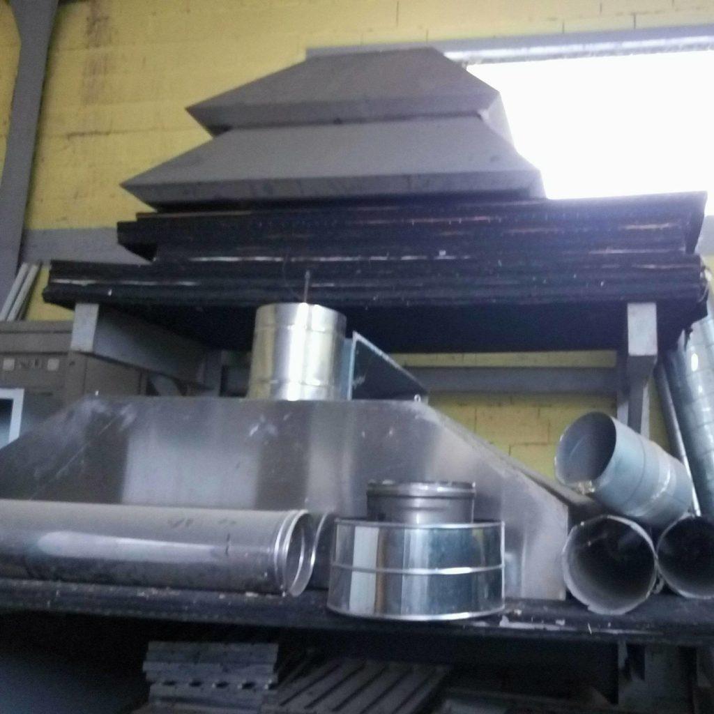 cappe e tubi da ristorazione industriale (3)