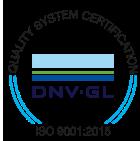 ISO UNI 9001:2015 DNV-GL | Pomili Demolizioni Speciali srl