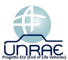 Autodemolitore Unrae - progetto ELV End of Life Vehicle