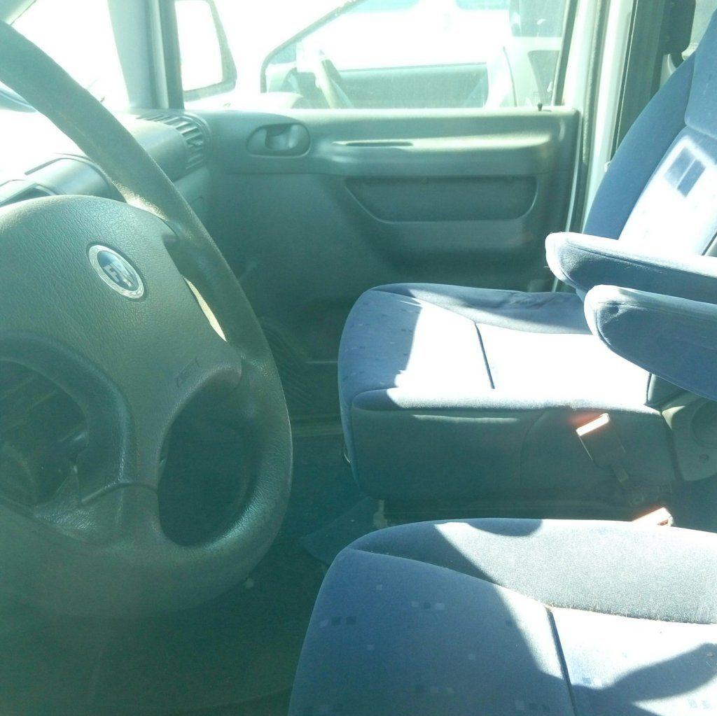 Fiat Scudo minivan (9)