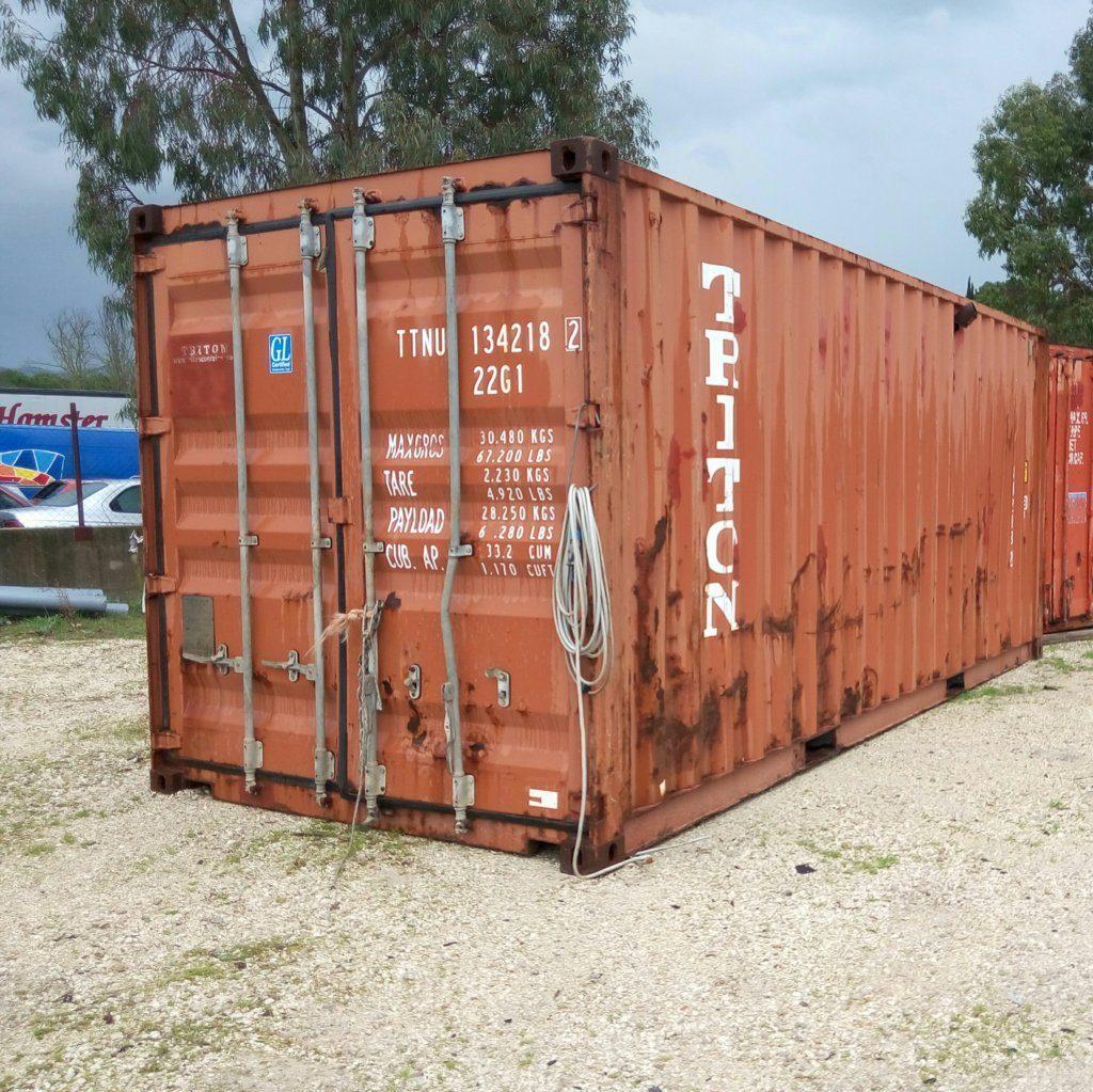 gruppo elettrogeno container AIFO 120 kW (1)