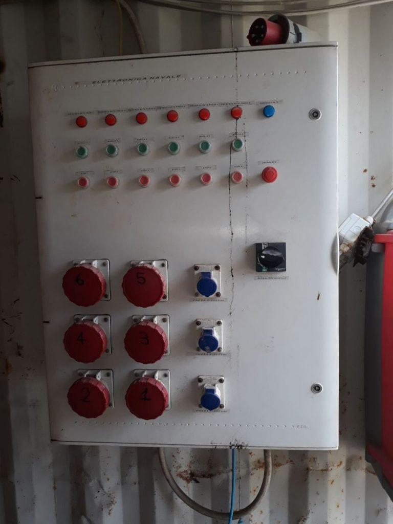 gruppo elettrogeno container AIFO 120 kW (16)