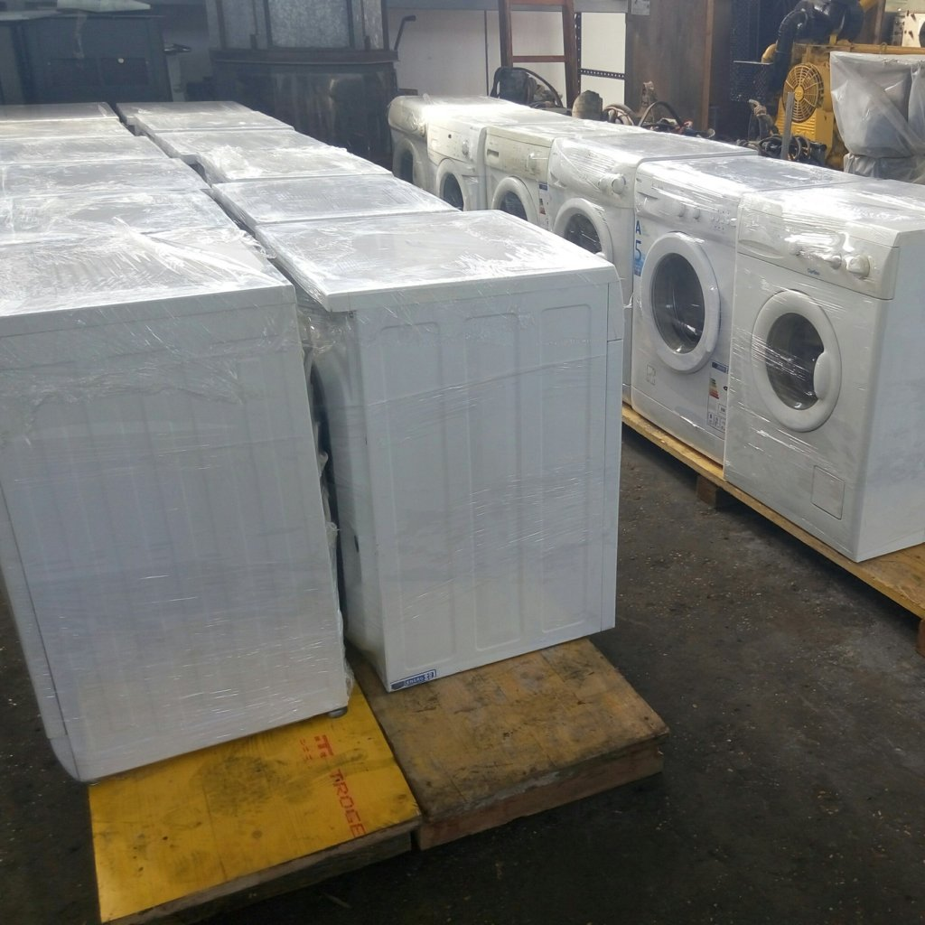 Stock Lavatrici Usate.Lavatrici Ricondizionate Rigenerate