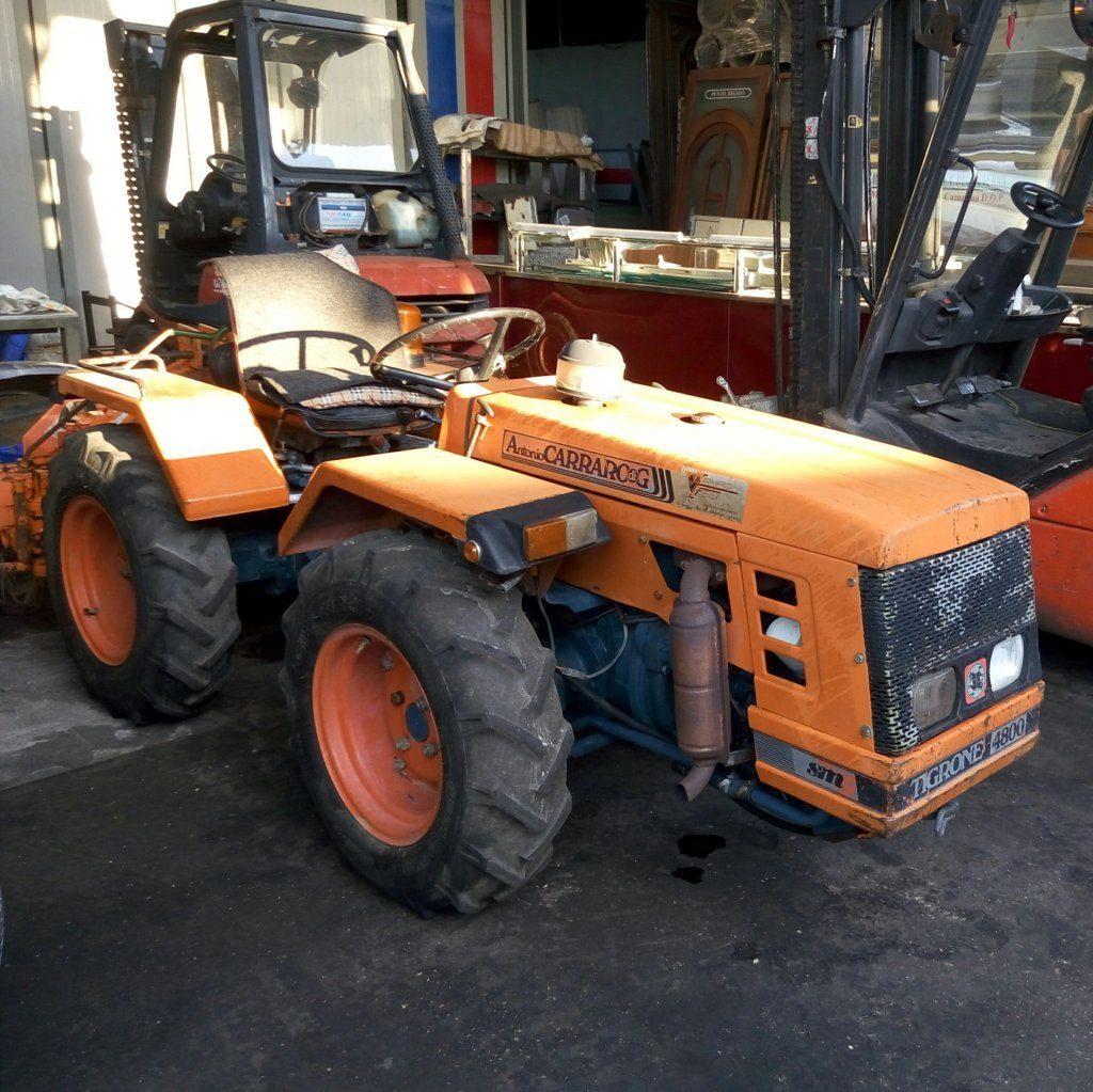 trattore agricolo Carraro Tigrone 4800 (1)