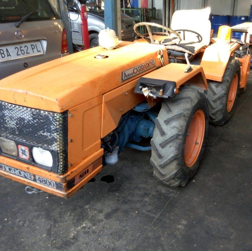 trattore agricolo Carraro Tigrone 4800 (11)