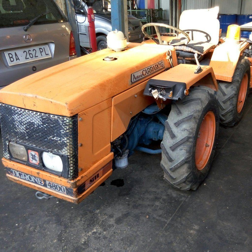 trattore agricolo Carraro Tigrone 4800 (12)