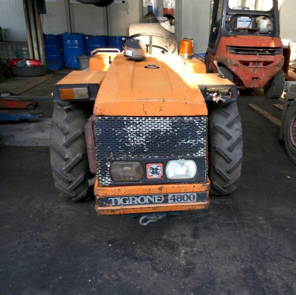 trattore agricolo Carraro Tigrone 4800 (2)