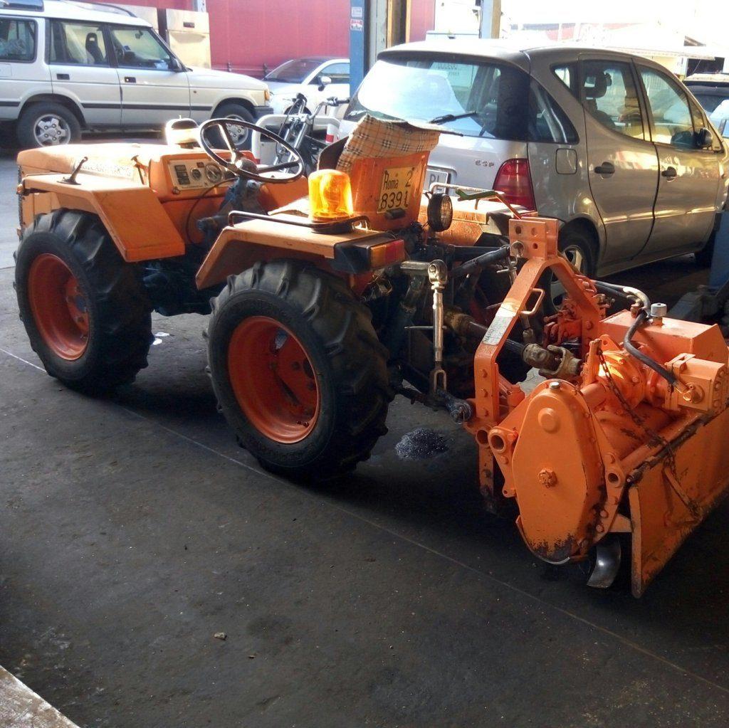 trattore agricolo Carraro Tigrone 4800 (4)