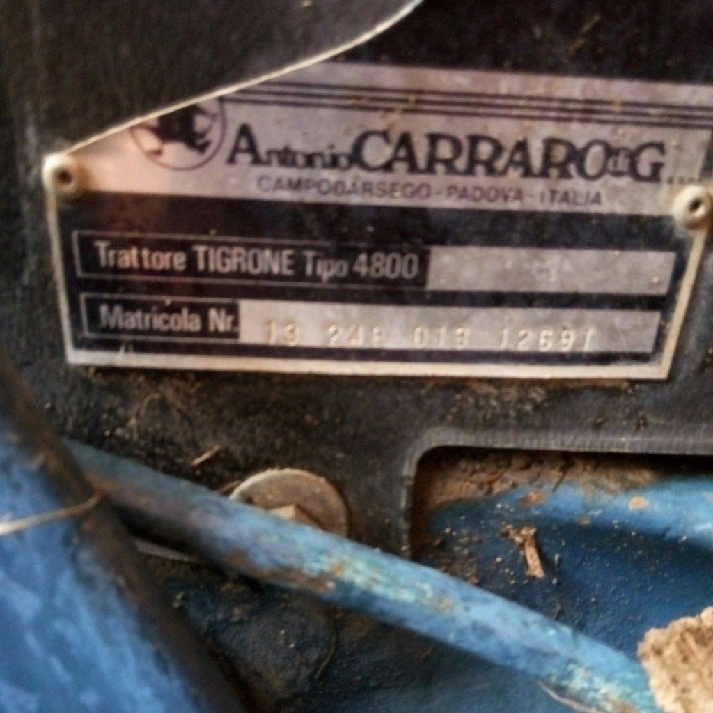 trattore agricolo Carraro Tigrone 4800 (7)