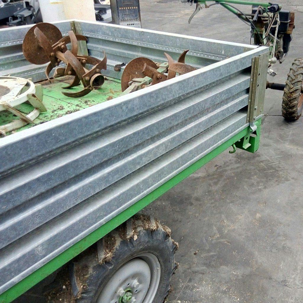 trattore motocoltivatore Lombardini con carrello (14)