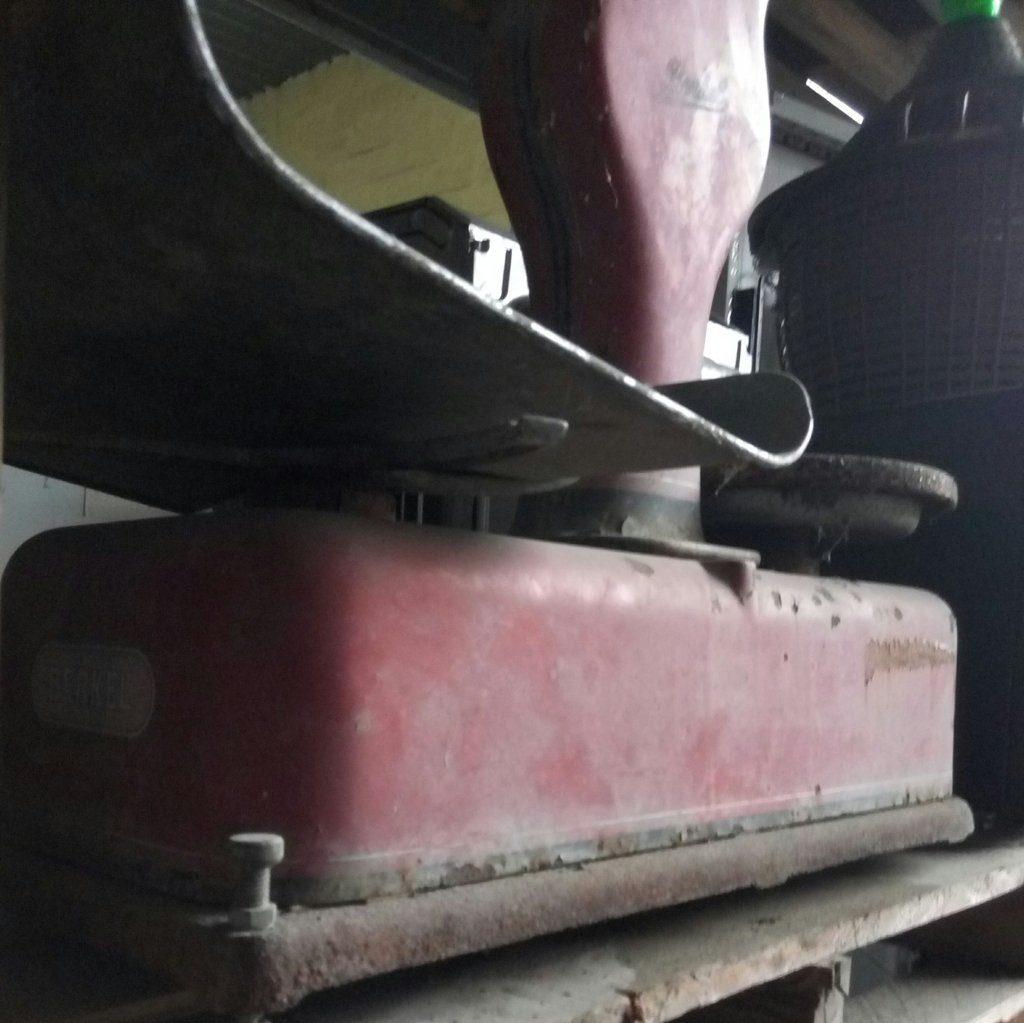 Berkel da restaurare – bilancia da collezione (3)