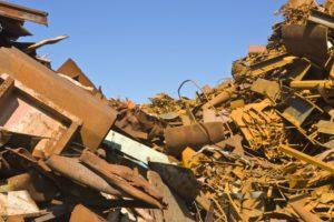 Commercio e recupero rottami metallici-pomiliDS