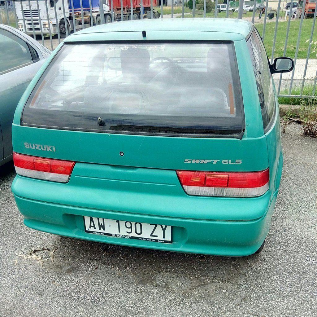 Suzuky Swift – auto usata (1)