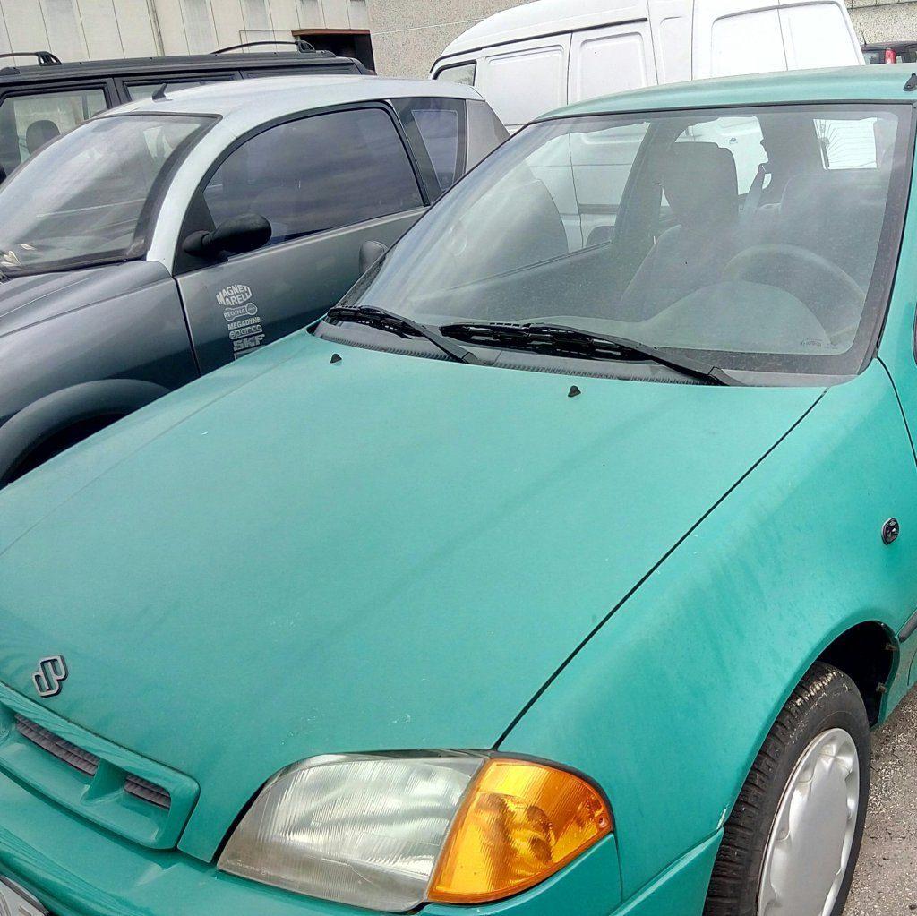 Suzuky Swift – auto usata (4)