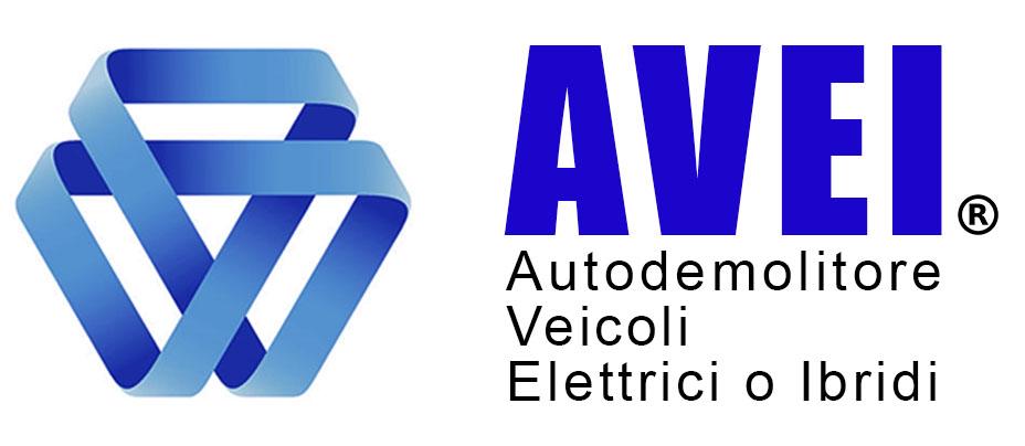 Marchio AVEI - Autodemolitore Veicoli Elettrici e Ibridi