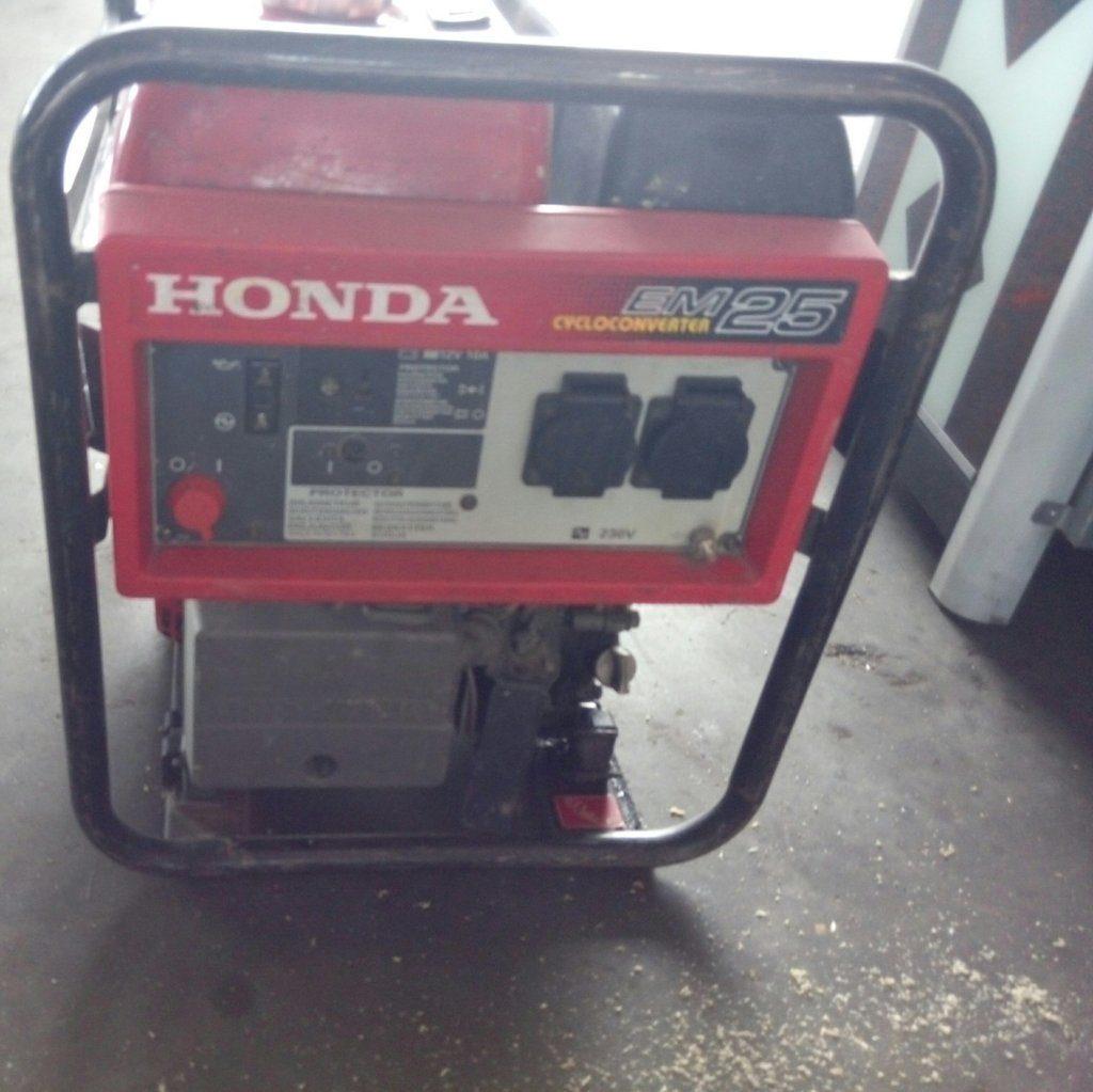 Gruppo elettrogeno EM25 Honda – Generatore usato – Pomilids (2)