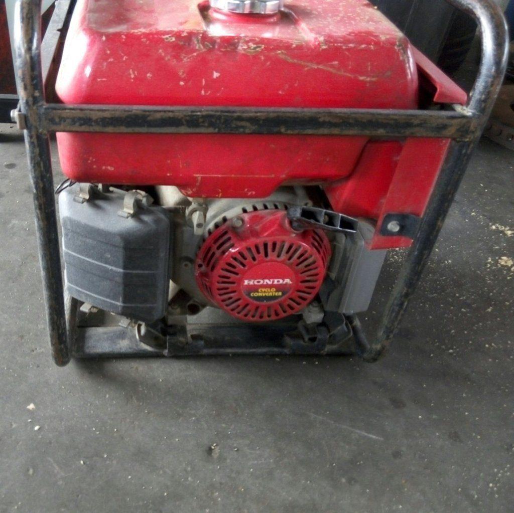 Gruppo elettrogeno EM25 Honda – Generatore usato – Pomilids (3)
