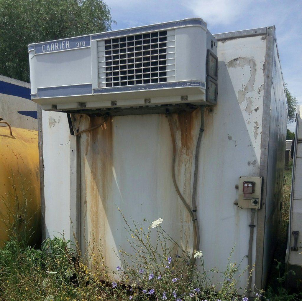 Cella frigorifera usata (2)