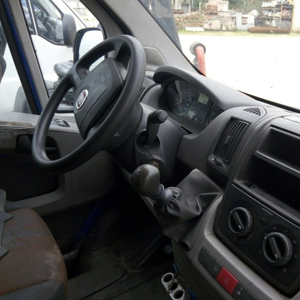 Fiat duato con motore non funzionante (14)
