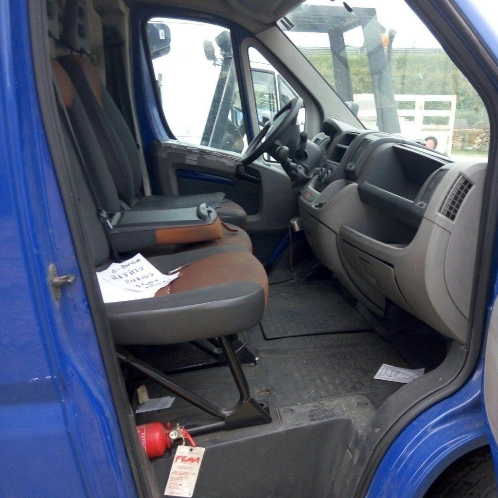 Fiat duato con motore non funzionante (16)