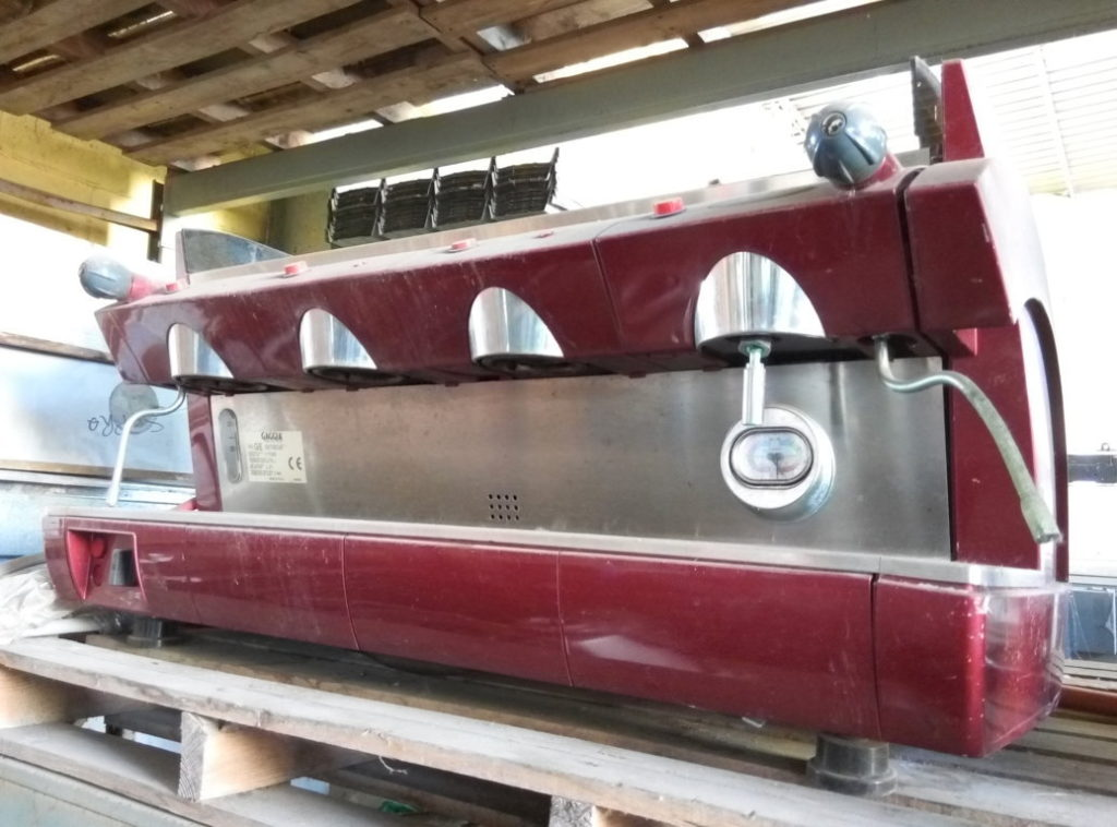 Macchine per il caffé usate (1)