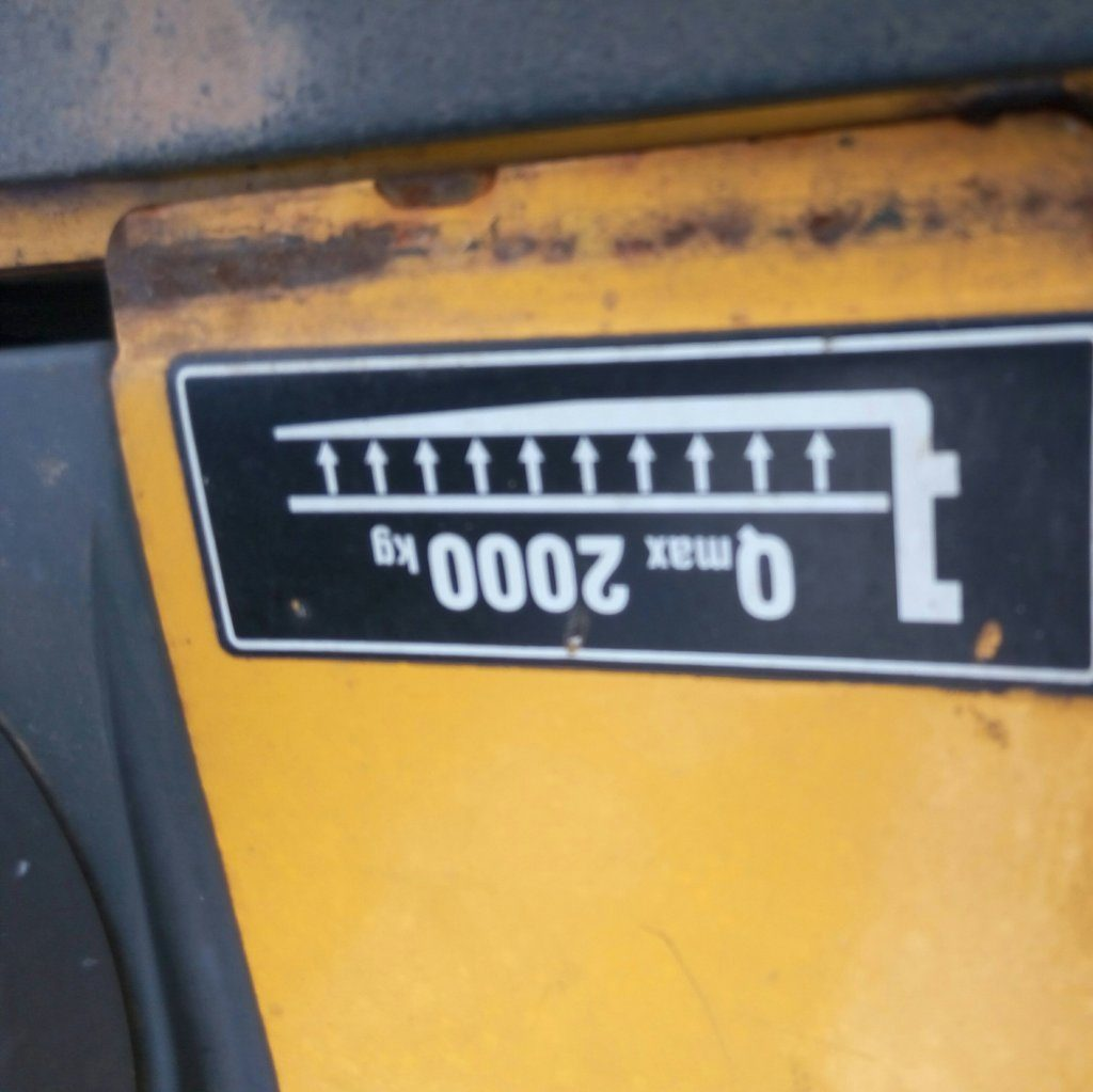 Transpallet elettrico jun gheinrich ECE 220