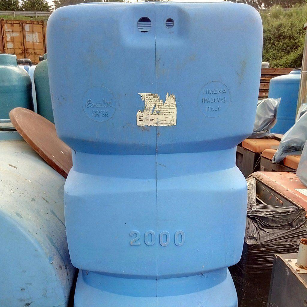 Serbatoi usati per acqua – Pomilids (13)