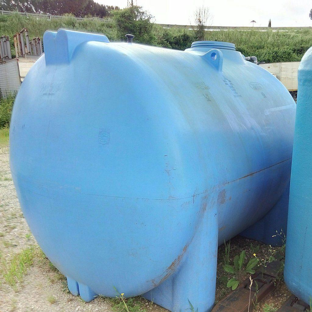 Serbatoi usati per acqua – Pomilids (2)
