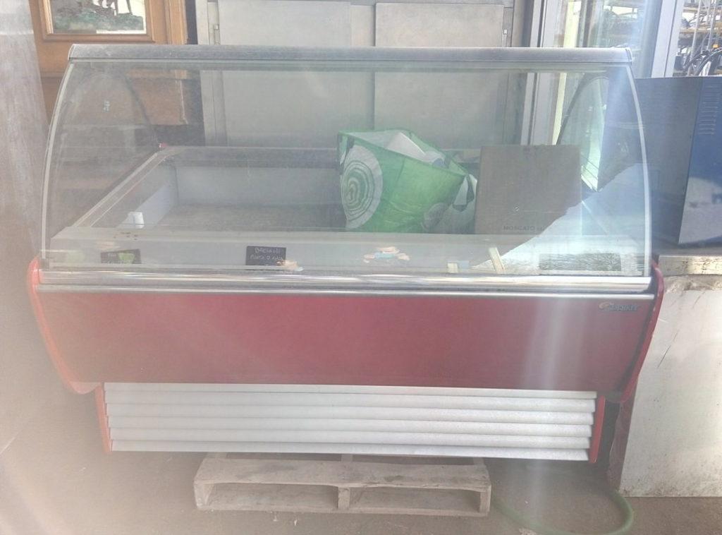 Bancone frigo Sprint