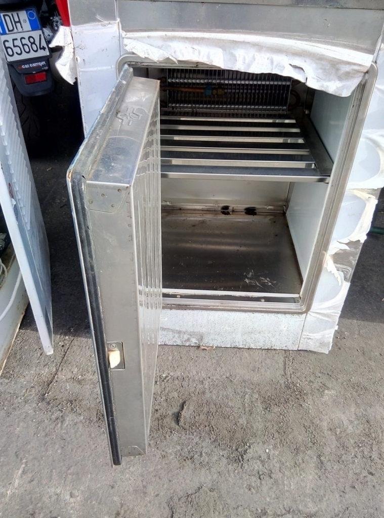 Scomparto frigo