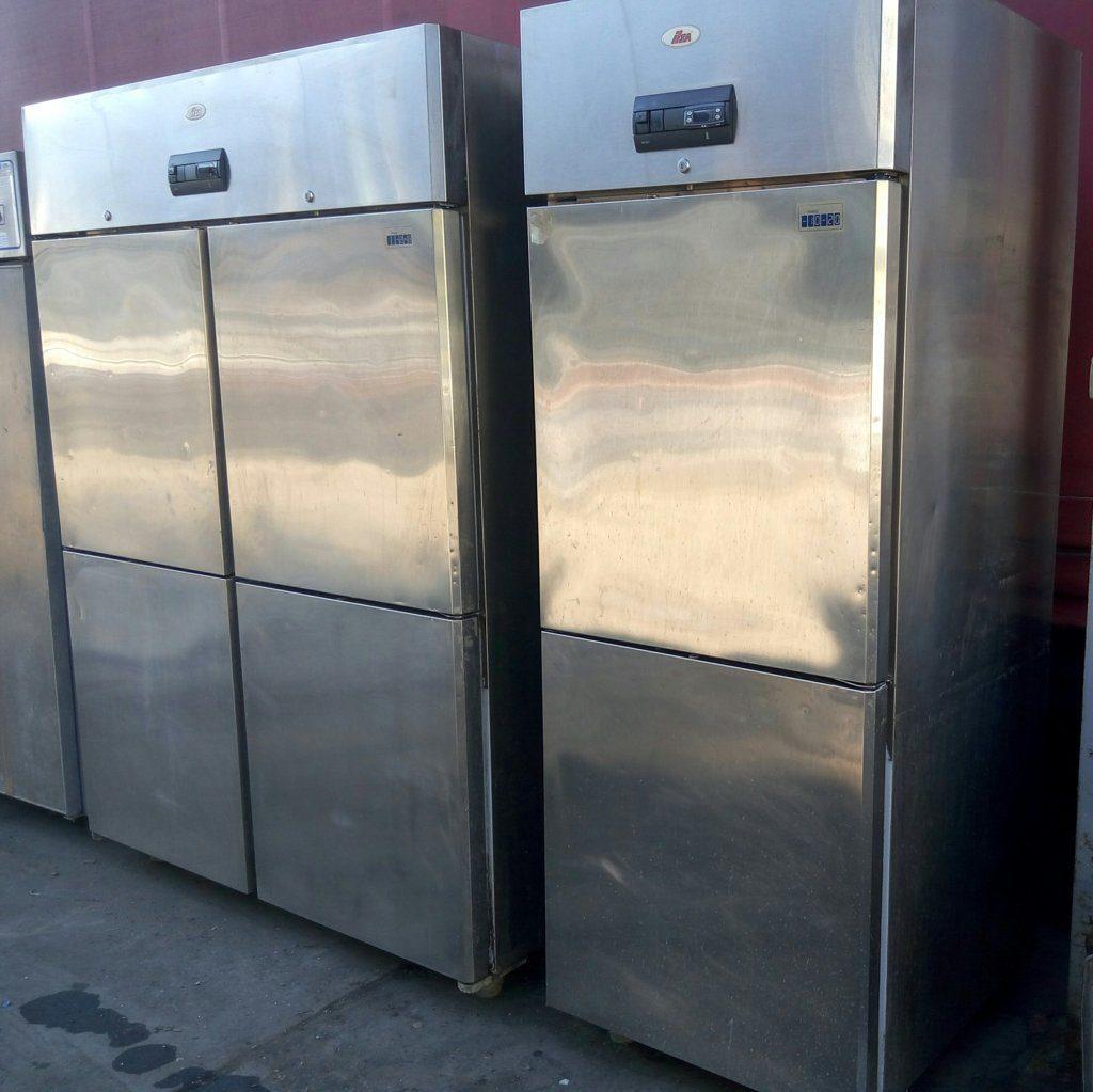Congelatore Ilsa in acciaio inox usato