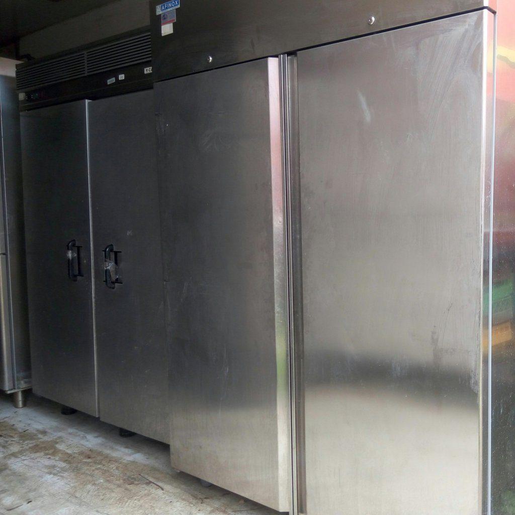 Frigoriferi industriali in acciaio inox usati