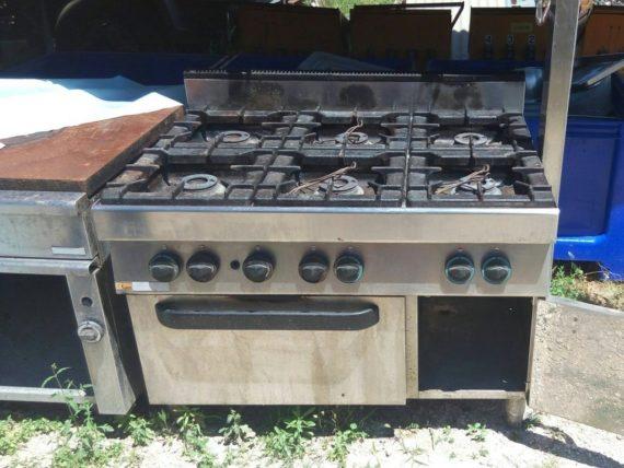 Arredo - Cucina inox usata ...
