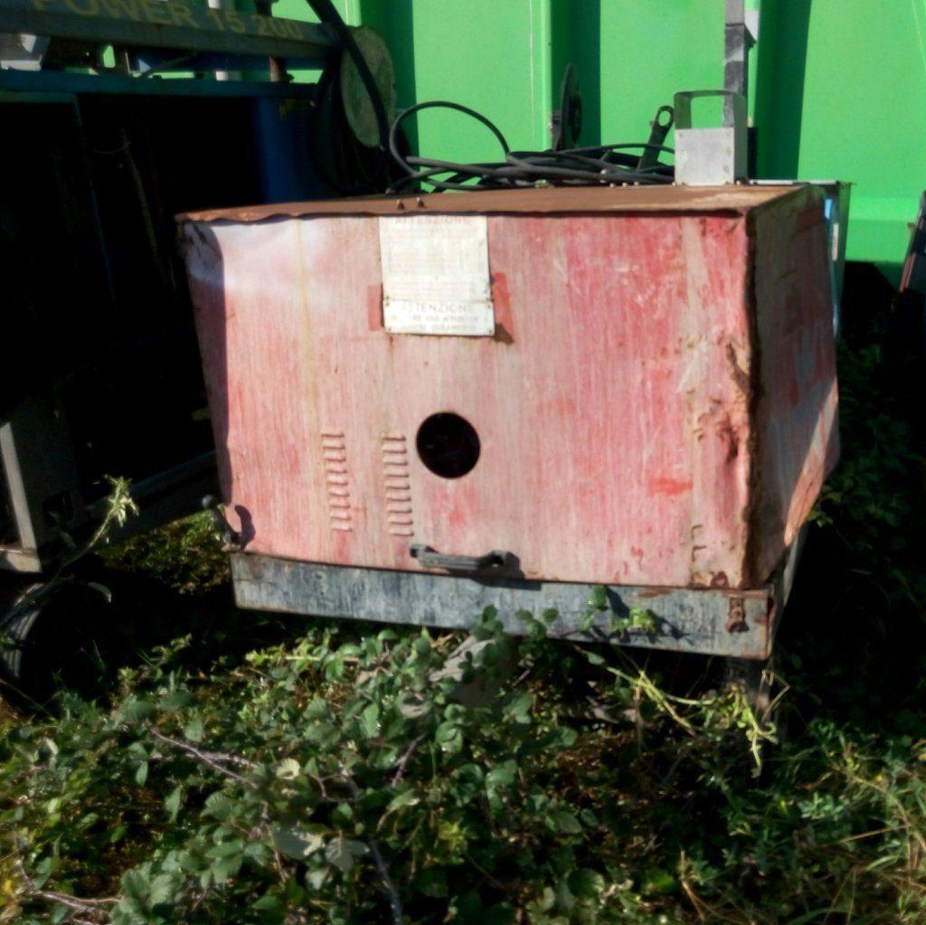 generatore honda 9 – gruppo elettrogeno usato