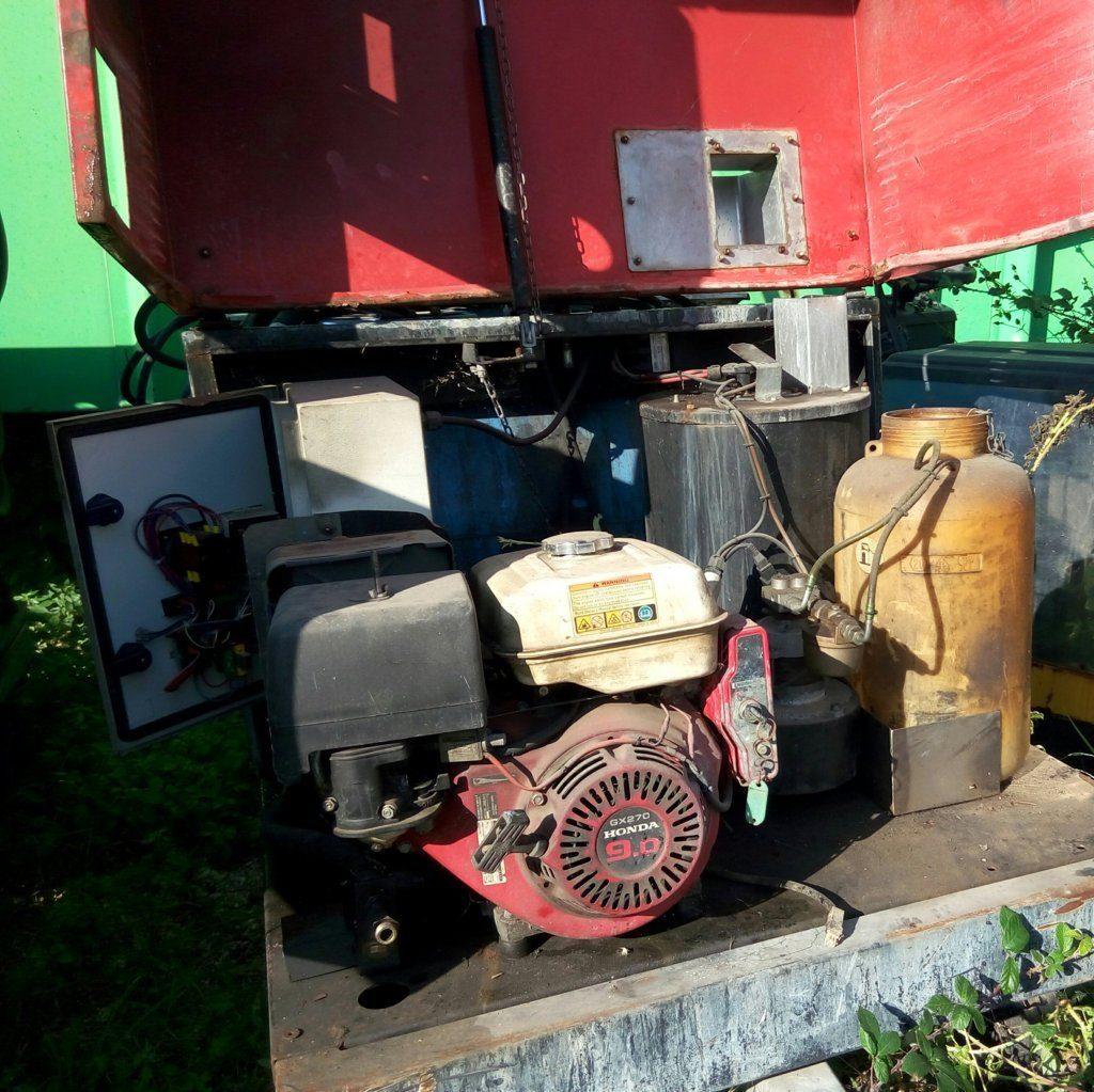 generatore honda 9 – gruppo elettrogeno usato – attrezzatura da lavoro (2)