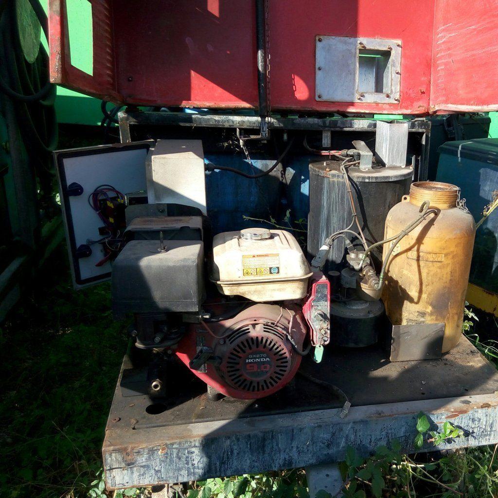 generatore honda 9 – gruppo elettrogeno usato – attrezzatura da lavoro (4)