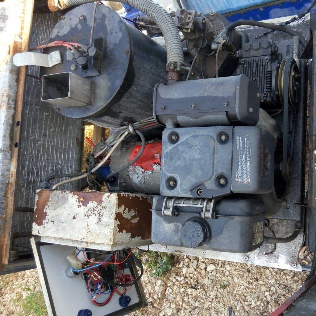 generatore honda 9 – gruppo elettrogeno usato – attrezzatura da lavoro (7)