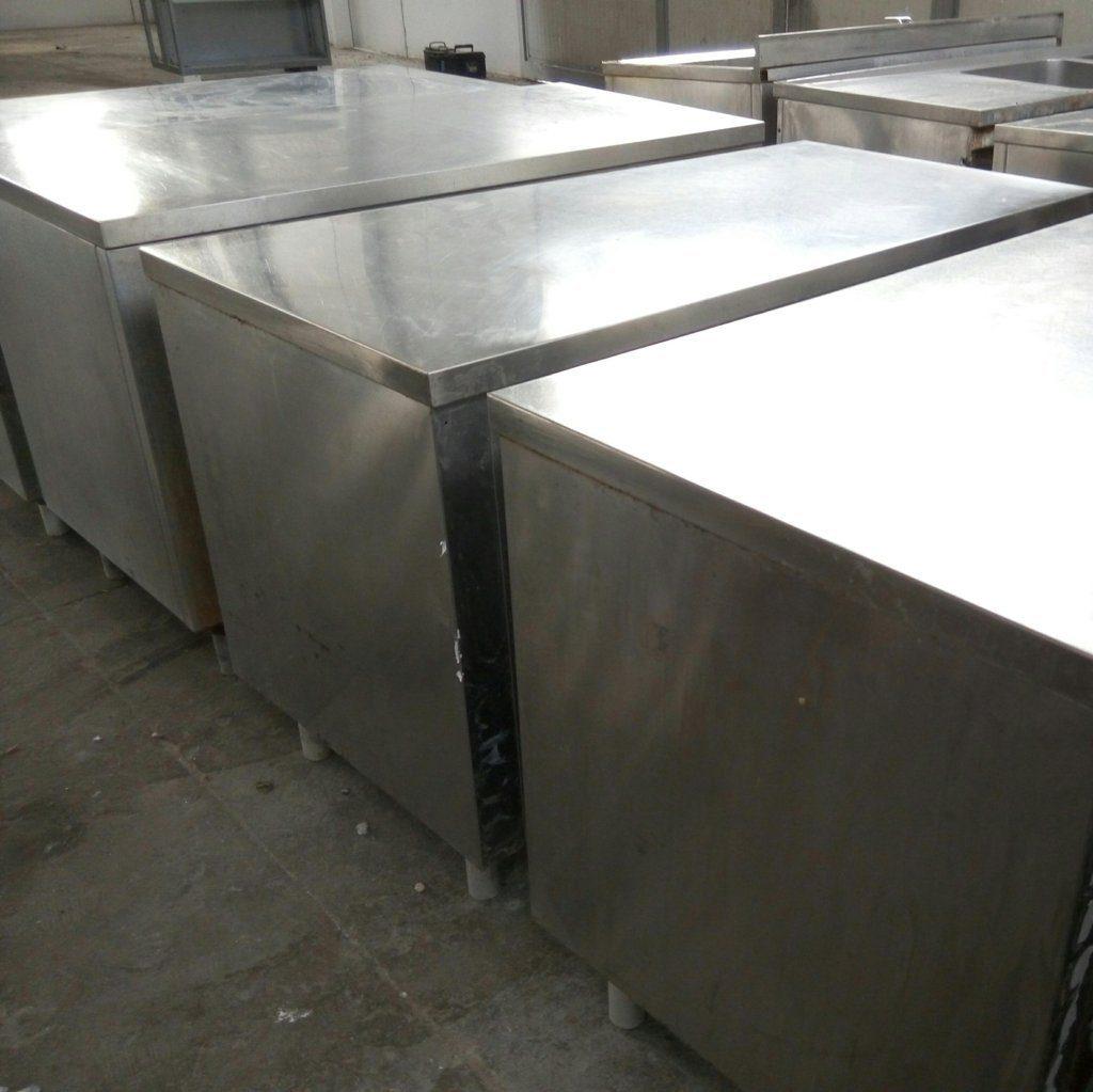 tavoli in acciaio inox – MBM Zanussi – usati – pomilids (5)