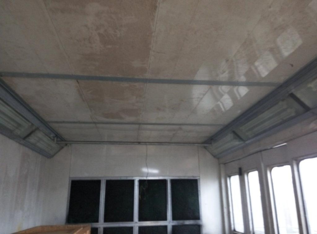 cabina di verniciatura + impianto di depurazione razione (2)