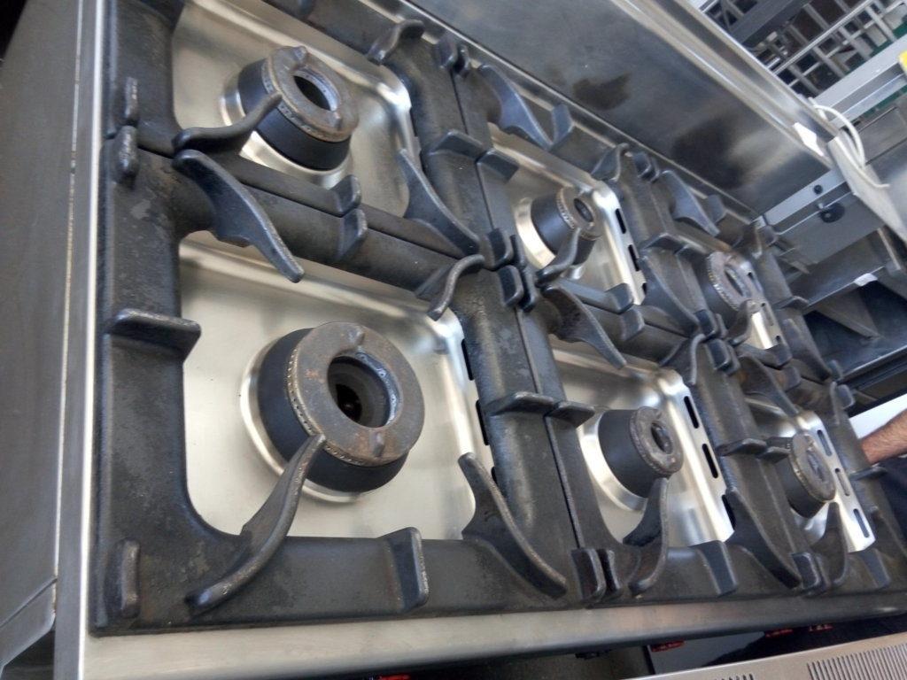 cucina 6 fuochi acciaio inox – pomilids (8)