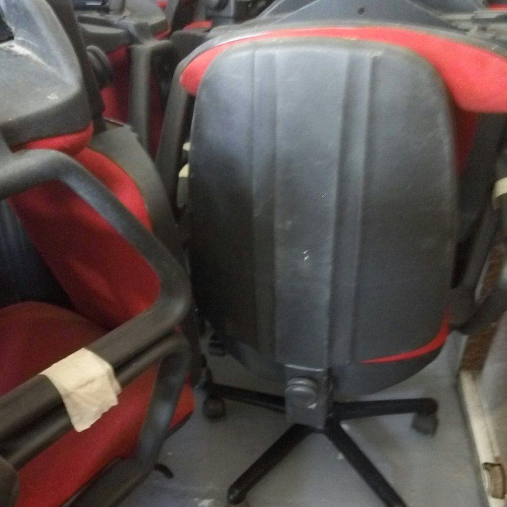 sedie con rotelle da ufficio